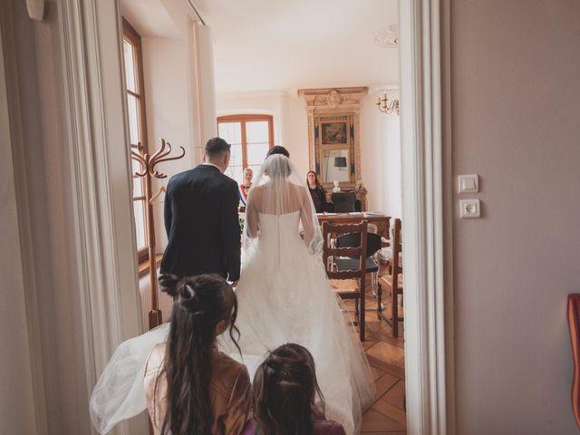 Le mariage de Mickaël et Marine à Colmar, Haut Rhin 5