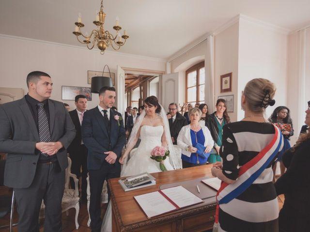Le mariage de Mickaël et Marine à Colmar, Haut Rhin 6
