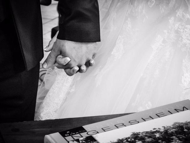 Le mariage de Mickaël et Marine à Colmar, Haut Rhin 9