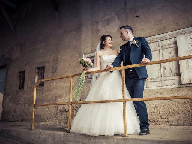 Le mariage de Mickaël et Marine à Colmar, Haut Rhin 1