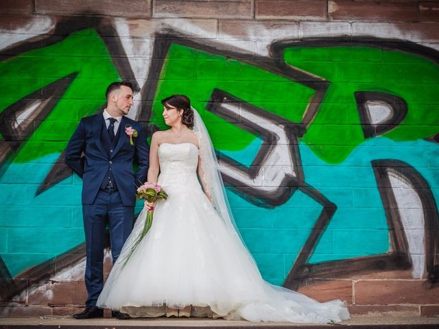 Le mariage de Mickaël et Marine à Colmar, Haut Rhin 2