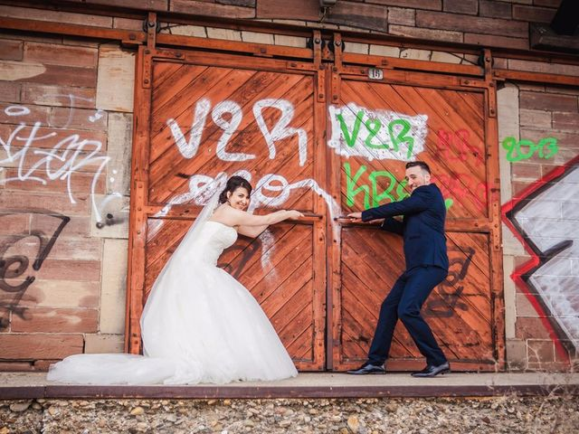 Le mariage de Mickaël et Marine à Colmar, Haut Rhin 37