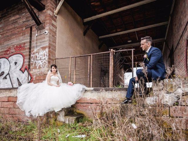 Le mariage de Mickaël et Marine à Colmar, Haut Rhin 38