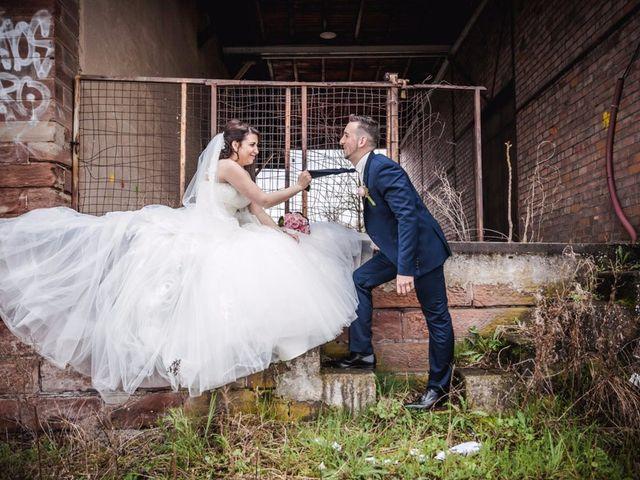 Le mariage de Mickaël et Marine à Colmar, Haut Rhin 39
