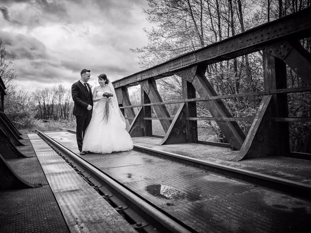 Le mariage de Mickaël et Marine à Colmar, Haut Rhin 44