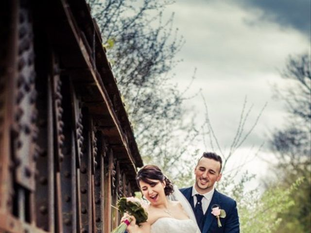 Le mariage de Mickaël et Marine à Colmar, Haut Rhin 45