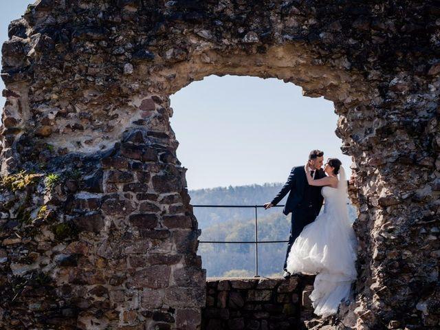 Le mariage de Mickaël et Marine à Colmar, Haut Rhin 52