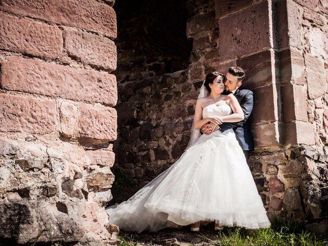 Le mariage de Mickaël et Marine à Colmar, Haut Rhin 56