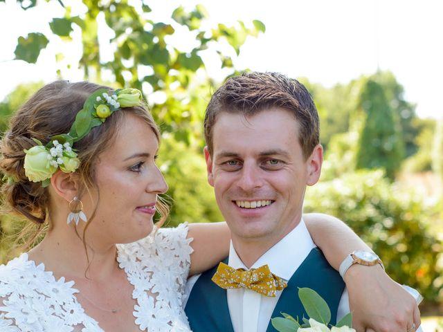Le mariage de Guillaume et Marion à Tréveneuc, Côtes d'Armor 20