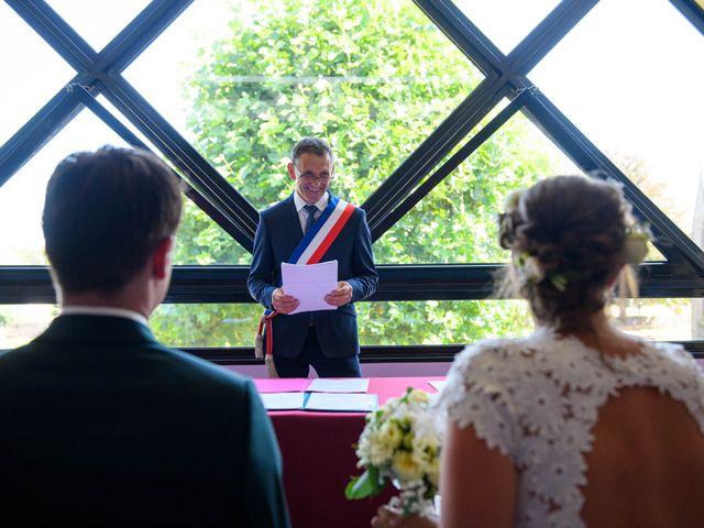 Le mariage de Guillaume et Marion à Tréveneuc, Côtes d'Armor 23