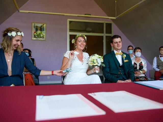 Le mariage de Guillaume et Marion à Tréveneuc, Côtes d'Armor 24