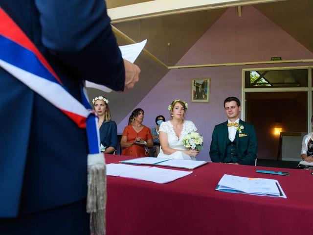Le mariage de Guillaume et Marion à Tréveneuc, Côtes d'Armor 28
