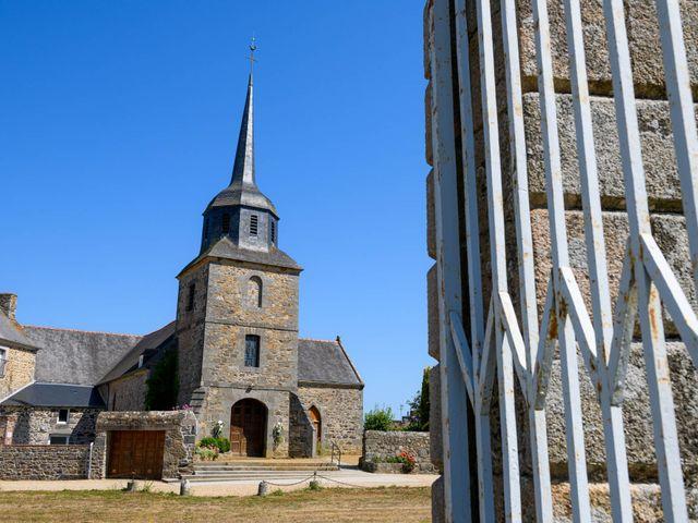 Le mariage de Guillaume et Marion à Tréveneuc, Côtes d'Armor 40