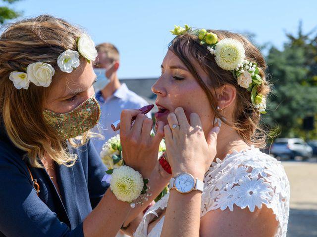 Le mariage de Guillaume et Marion à Tréveneuc, Côtes d'Armor 44