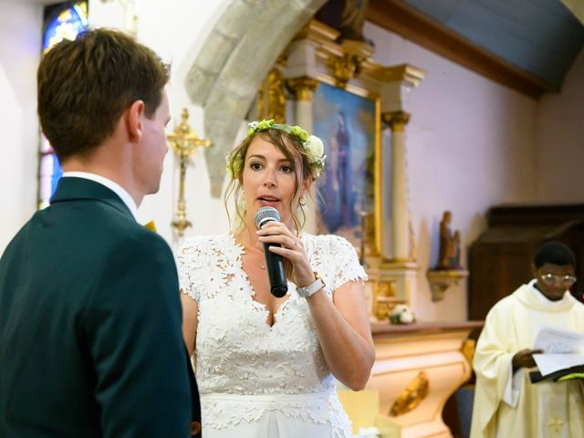 Le mariage de Guillaume et Marion à Tréveneuc, Côtes d'Armor 49
