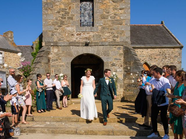 Le mariage de Guillaume et Marion à Tréveneuc, Côtes d'Armor 52