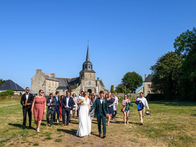 Le mariage de Guillaume et Marion à Tréveneuc, Côtes d'Armor 54