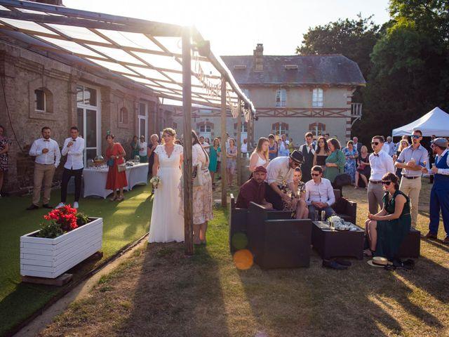 Le mariage de Guillaume et Marion à Tréveneuc, Côtes d'Armor 69