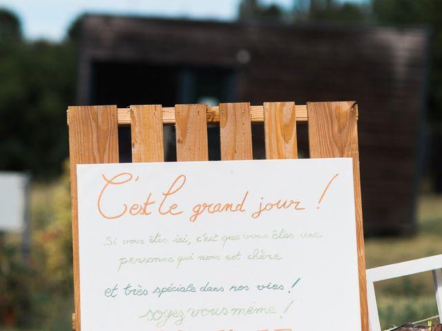 Le mariage de Dimitri et Agnès à Jaillans, Drôme 4