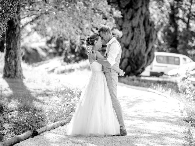 Le mariage de Dimitri et Agnès à Jaillans, Drôme 12