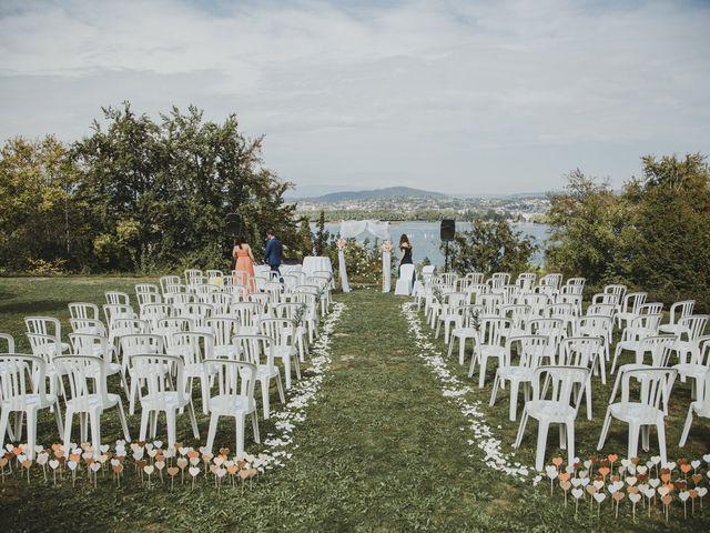 Le mariage de Kevin et Mylène à Annecy, Haute-Savoie 13