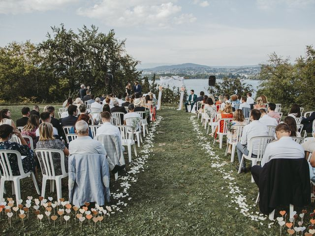 Le mariage de Kevin et Mylène à Annecy, Haute-Savoie 15