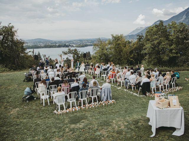 Le mariage de Kevin et Mylène à Annecy, Haute-Savoie 19