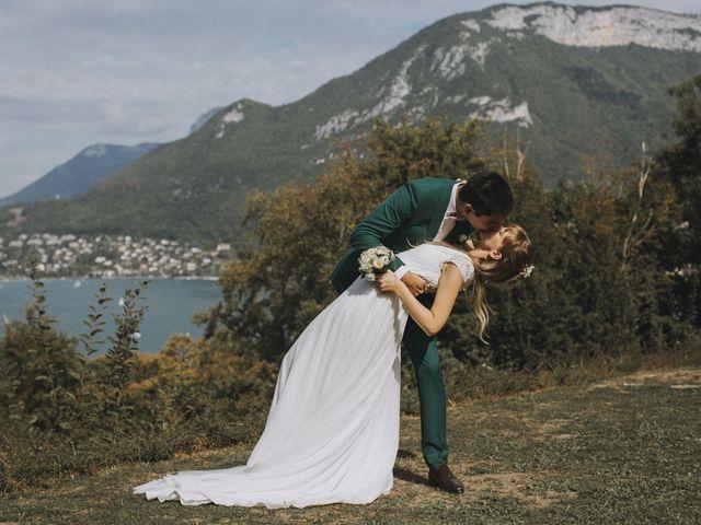 Le mariage de Mylène et Kevin