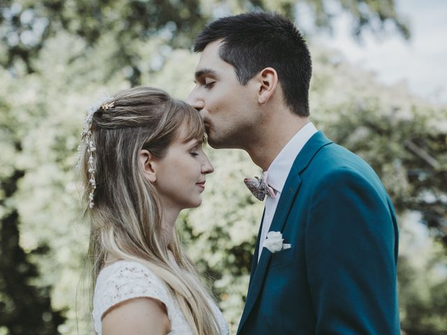 Le mariage de Kevin et Mylène à Annecy, Haute-Savoie 24
