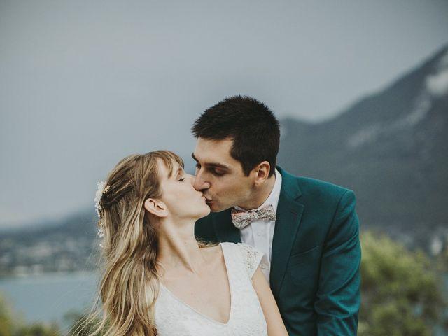Le mariage de Kevin et Mylène à Annecy, Haute-Savoie 26