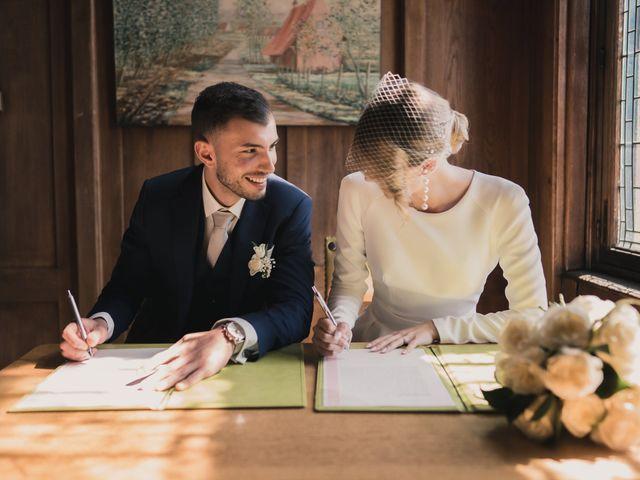 Le mariage de Corentin et Clara à Bailleul, Nord 16