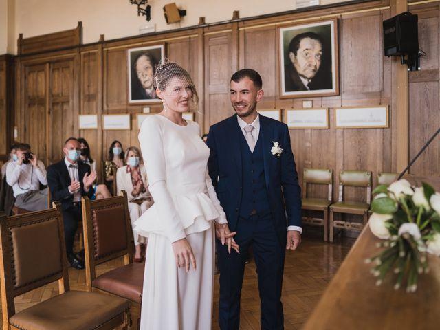 Le mariage de Corentin et Clara à Bailleul, Nord 17