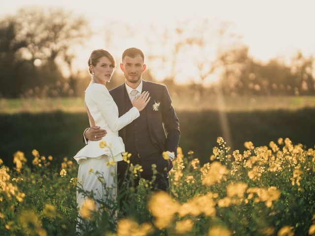 Le mariage de Corentin et Clara à Bailleul, Nord 38