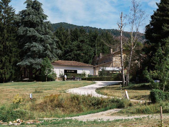 Le mariage de Dimitri et Agnès à Jaillans, Drôme 22