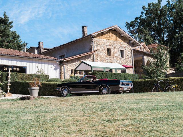 Le mariage de Dimitri et Agnès à Jaillans, Drôme 27