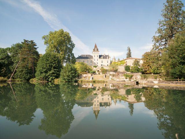 Le mariage de Daniel et Maggie à Lisse, Lot-et-Garonne 1