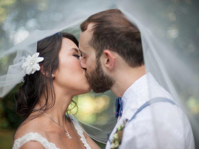 Le mariage de Maggie et Daniel