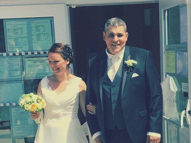 Le mariage de Brendan et Mélinda à Notre-Dame-du-Touchet, Manche 3