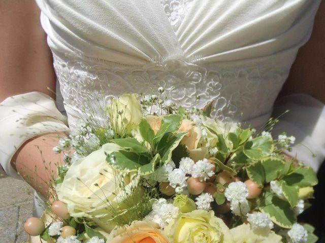 Le mariage de Brendan et Mélinda à Notre-Dame-du-Touchet, Manche 4