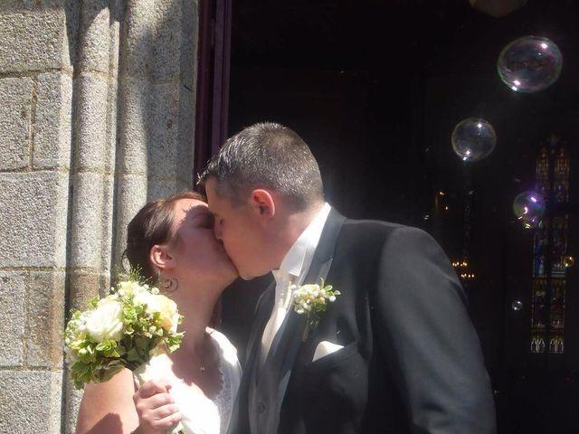 Le mariage de Brendan et Mélinda à Notre-Dame-du-Touchet, Manche 6