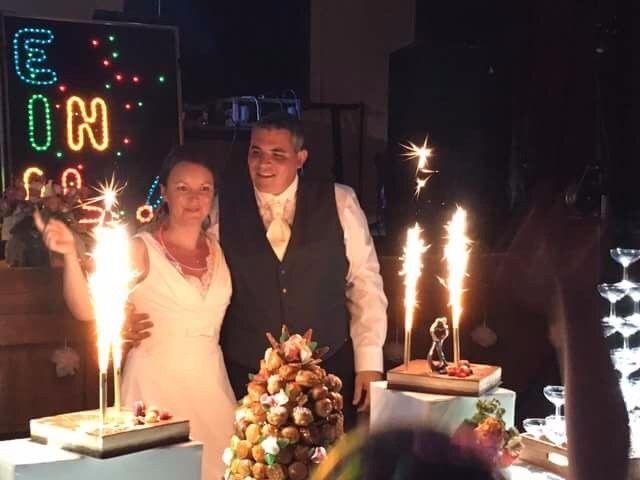 Le mariage de Brendan et Mélinda à Notre-Dame-du-Touchet, Manche 28