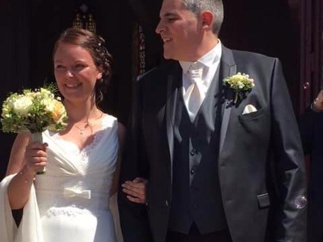Le mariage de Brendan et Mélinda à Notre-Dame-du-Touchet, Manche 7