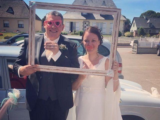 Le mariage de Brendan et Mélinda à Notre-Dame-du-Touchet, Manche 13