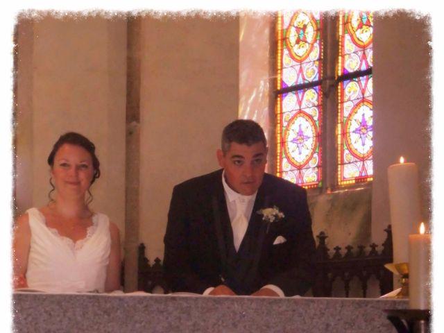 Le mariage de Brendan et Mélinda à Notre-Dame-du-Touchet, Manche 10