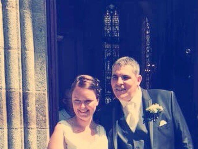 Le mariage de Brendan et Mélinda à Notre-Dame-du-Touchet, Manche 8