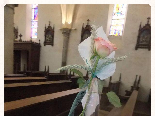 Le mariage de Brendan et Mélinda à Notre-Dame-du-Touchet, Manche 9