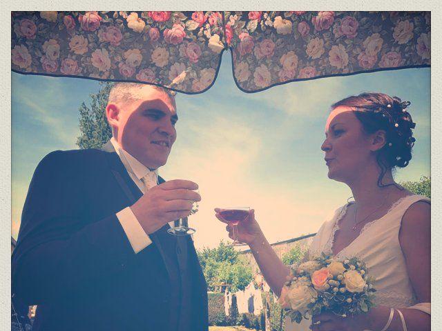 Le mariage de Brendan et Mélinda à Notre-Dame-du-Touchet, Manche 12