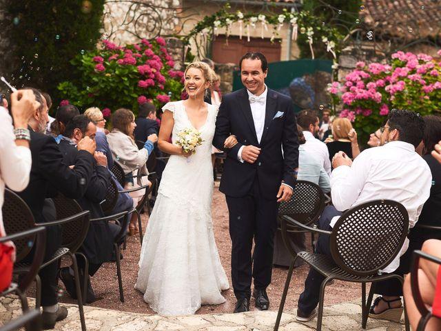 Le mariage de Cécile et Adlane