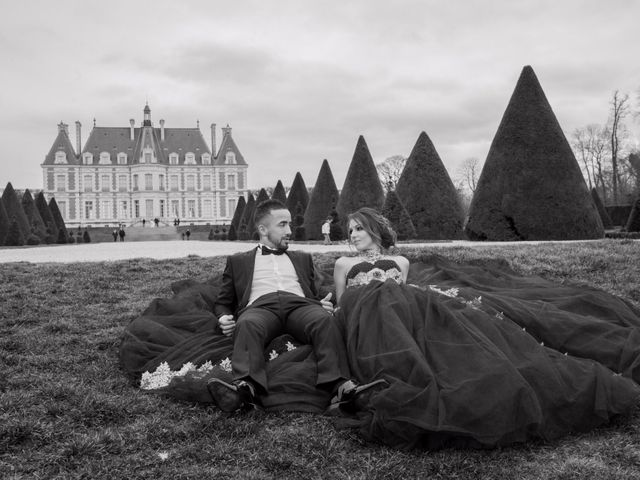 Le mariage de Tayeb et Sarah à Évry, Essonne 6