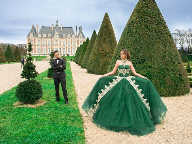Le mariage de Tayeb et Sarah à Évry, Essonne 8